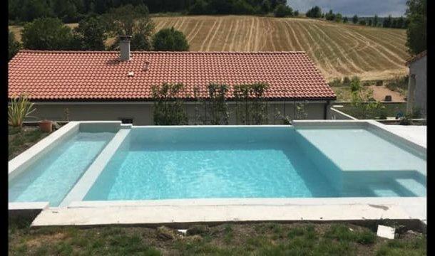 résine piscine Clermont-Ferrand